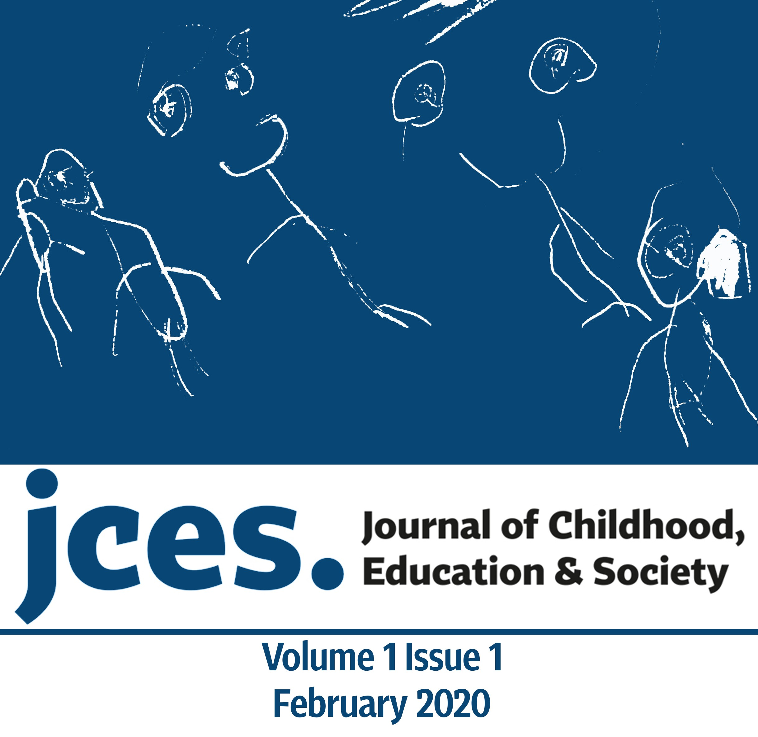 View Vol. 1 No. 1 (2020): Journal of Childhood, Education & Society